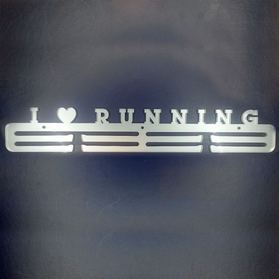 I love Running - Trčanje - Držači za medalje