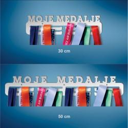 Moje Medalje - Trčanje - Držači za medalje
