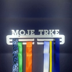 Moje Trke - Trčanje - Držači za medalje