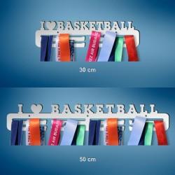 I love basketball - Držači za Medalje