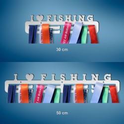 I love fishing - Držači za Medalje