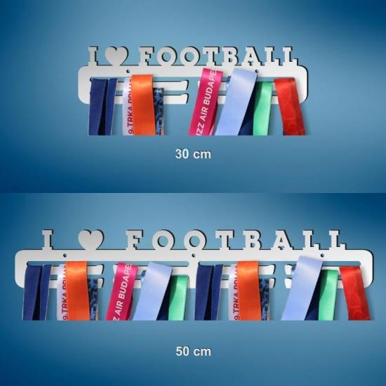 I love football - Držači za Medalje