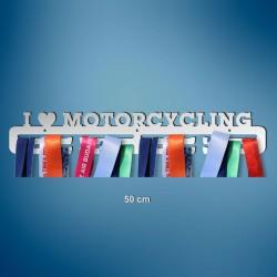 I love motorcycling - Držači za Medalje