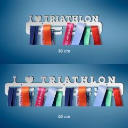I love triathlon - Držači za Medalje